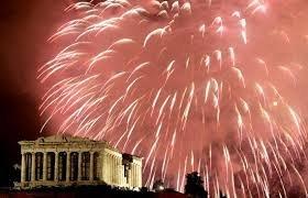 Las 10 tradiciones de Año Nuevo más extrañas del mundo