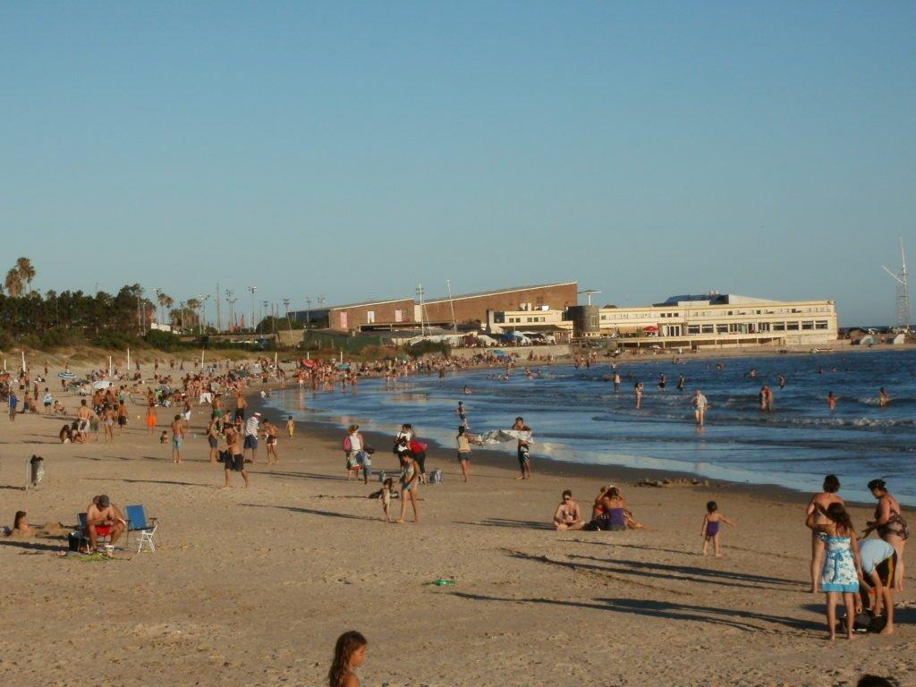 Playa verde playas de montevideo
