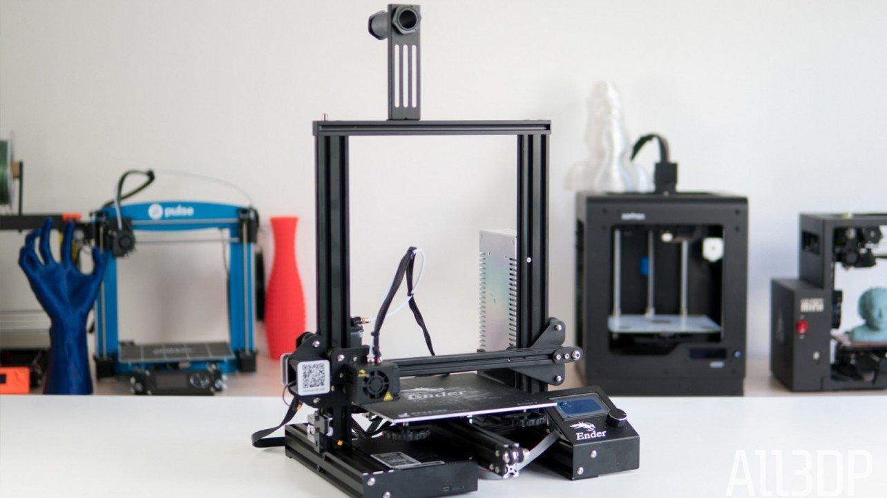 Mejores modelos de impresoras 3D baratas 2021
